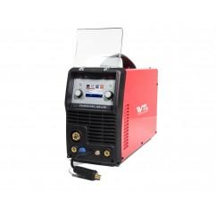 SYNERGIC varilni aparat POWERMIG 200 LCD XXL 4 kolesni pogon MAXI