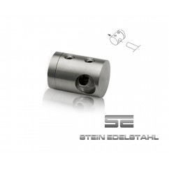 Prečni nosilec 12 mm masivni za ravno montažo 22-0012-30S